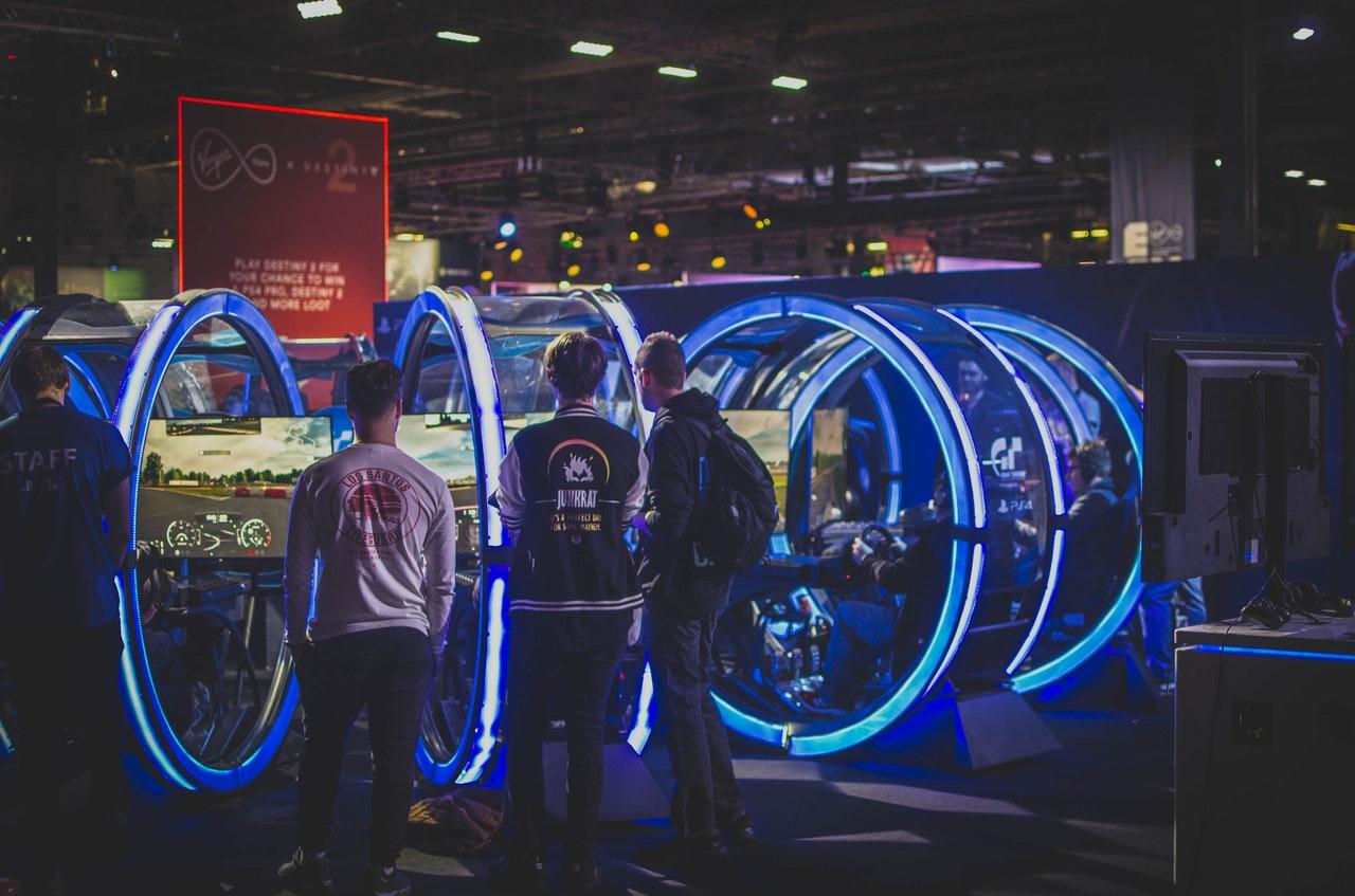 Jeux en ligne et eSports
